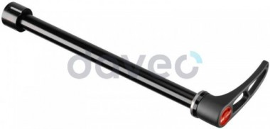 Zacisk DT Swiss ALU THRU AXLE 142mm / O12MM E-THRU